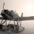 愛知 E13A1 零式水上偵察機11型[JAKE]