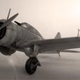 中島キ-27 九七式戦闘機[NATE]