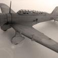 三菱 キ-15-Ⅱ 九七式司偵2型[BABS]