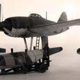 川西 N1K1 水上戦闘機 強風[REX] 前期型