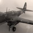 川崎 キ-48-Ⅰ 九九式軽爆撃機Ⅰ型[LILY]