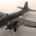 三菱 キ-67 四式重爆撃機 飛竜[PEGGY]