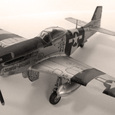 P-51D ムスタング ジャンピン ジャック