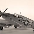 P-51C ムスタング