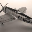 リパブリック P-47D サンダーボルト