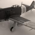 中島キ-84 四式戦闘機 疾風[FRANK]