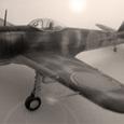 中島キ-43 一式戦闘機Ⅱ型 隼[OSCAR]